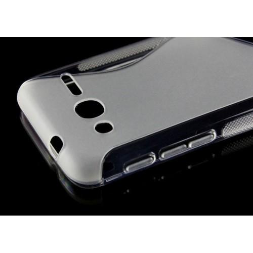 Силиконовый S чехол для Alcatel One Touch Pixi 4 (4)