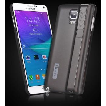 Пластиковый чехол со встроенным прикуривателем для Samsung Galaxy Note 4