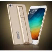 Пластиковый чехол со встроенным прикуривателем для Xiaomi Mi Note Бежевый