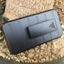 Антиударный гибридный силиконовый чехол с поликарбонатной крышкой для Samsung Galaxy J3 (2016)