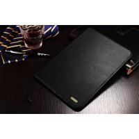 Кожаный чехол подставка с рамочной защитой экрана для Ipad Pro 9.7 Черный