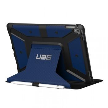 Противоударный двухкомпонентный силиконовый чехол с пластиковым бампером и подставкой для планшета Ipad Pro 9.7