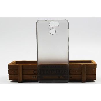 Пластиковый матовый полупрозрачный чехол для Ulefone Power