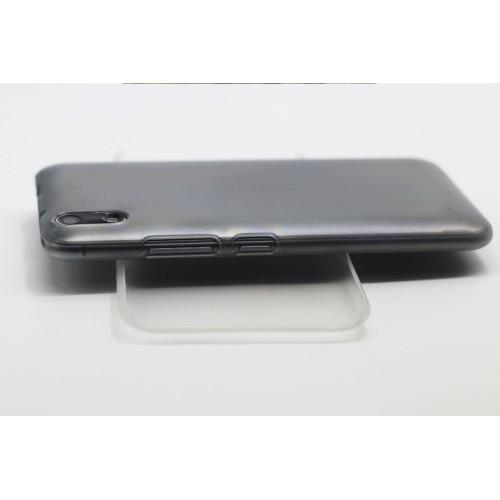 Пластиковый транспарентный чехол для Ulefone Paris