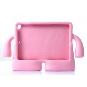 Детский ультразащитный гиппоаллергенный силиконовый фигурный чехол для планшета Ipad Air 2