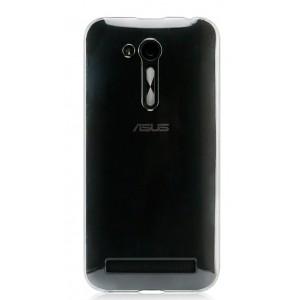 Пластиковый транспарентный чехол для ASUS ZenFone Go 4.5 ZB452KG