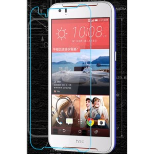 Ультратонкое износоустойчивое сколостойкое олеофобное защитное стекло-пленка для HTC Desire 830