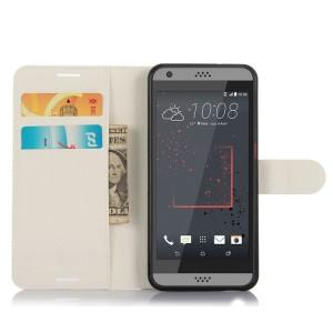 Чехол портмоне подставка с защелкой для HTC Desire 530/630