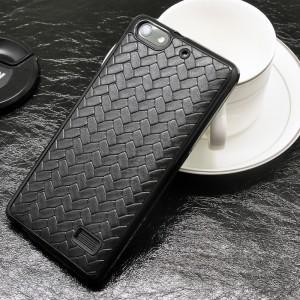 Силиконовый матовый непрозрачный чехол текстура Природа для Huawei Honor 4C