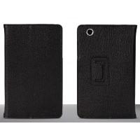 Чехол подставка с рамочной защитой серия Full Cover для планшета Lenovo S5000 Черный