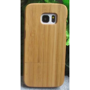 Натуральный деревянный чехол сборного типа для Samsung Galaxy S7
