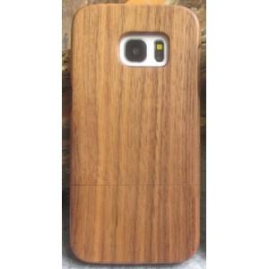 Натуральный деревянный чехол сборного типа для Samsung Galaxy S7 Edge