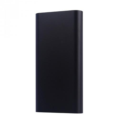 Портативное зарядное устройство в матовом металлическом корпусе 20800 mAh Серый