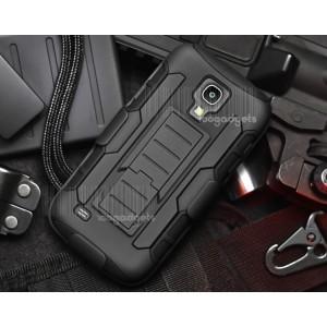 Чехол экстрим защита силикон-пластик для Samsung Galaxy S4 Mini