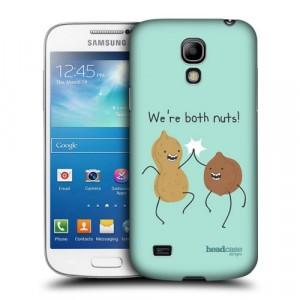 Пластиковый чехол с принтом для Samsung Galaxy S4 Mini Друзья