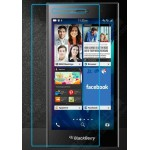 Ультратонкое износоустойчивое сколостойкое олеофобное защитное стекло-пленка для Blackberry Leap