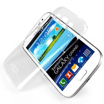 Транспарентный пластиковый чехол для Samsung Galaxy Win