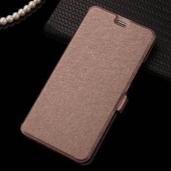 Чехол флип подставка на пластиковой основе для Meizu M3 Note