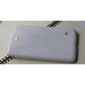 Силиконовый чехол X для Samsung Galaxy Tab 4 7.0