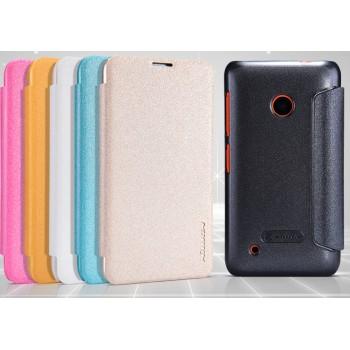 Чехол флип на пластиковой основе серия Colors для Nokia Lumia 530
