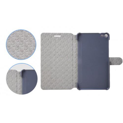 Чехол книжка подставка на непрозрачной поликарбонатной основе с полноповерхностным принтом для Huawei MediaPad T2 7.0 Pro
