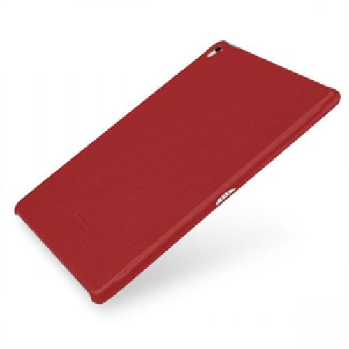 Кожаный чехол накладка (премиум нат. кожа) для Ipad Pro 9.7