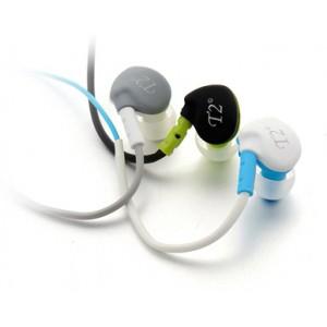 Спортивные наушники вкладыши серия Alternative Ear с регулятором громкости и функцией гарнитуры 18-22000Hz 16Ohm