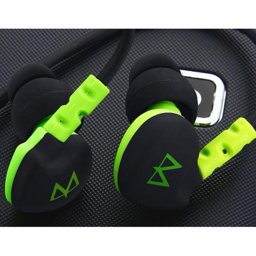 Спортивные наушники вкладыши повышенной устойчивости серия Alternate Ear водостойкие IPX5 с функций гарнитуры и регулятором громкости