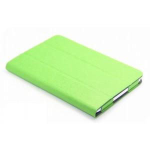 Чехол подставка сегментарный с рамочной защитой для планшета ASUS MEMO Pad 8 ME181C Зеленый