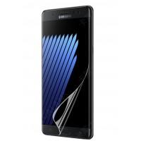 Экстразащитная термопластичная уретановая пленка на плоскую и изогнутые поверхности экрана для Samsung Galaxy Note 7