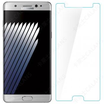 Защитная пленка на плоскую часть экрана для Samsung Galaxy Note 7