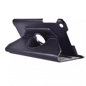 Чехол подставка роторный для ASUS MEMO Pad 8 ME181C Черный