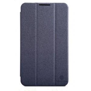 Чехол смарт подставка сегментарный текстурный для планшета ASUS FonePad 7 FE170CG