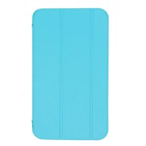 Сегмантарный чехол подставка на пластиковой основедля планшета ASUS FonePad 7 FE170CG