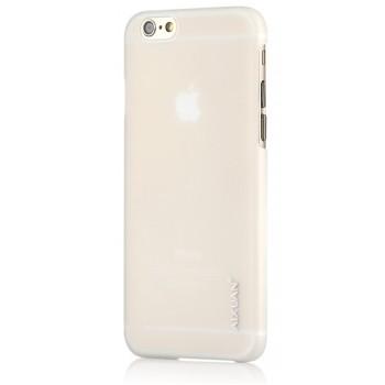 Пластиковый непрозрачный матовый чехол для Iphone 6 Plus