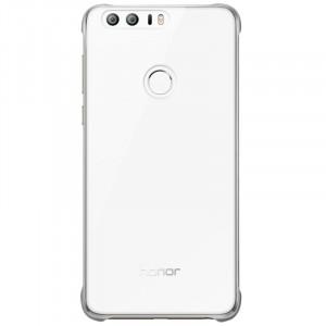 Оригинальный пластиковый транспарентный чехол для Huawei Honor 8 Серый