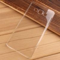 Пластиковый транспарентный чехол для Samsung Galaxy A7