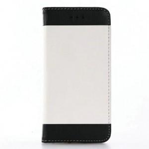 Чехол портмоне подставка на силиконовой основе для Iphone 7/8 Белый