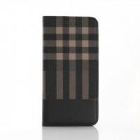 Чехол портмоне подставка текстура Линии на пластиковой основе для Iphone 7 Plus/8 Plus