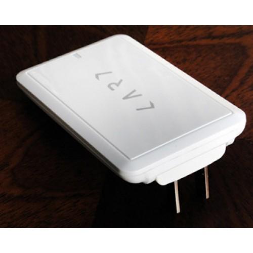 Ультратонкий 12мм складной зарядный адаптер серия Slim Card 5В 1А