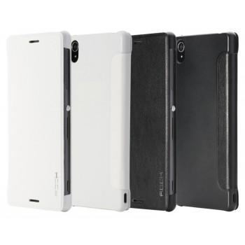 Тонкий чехол флип серии Black&White для Sony Xperia Z3