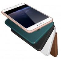 Пластиковый непрозрачный матовый чехол с повышенной шероховатостью и улучшенной защитой корпуса для Meizu Pro 6