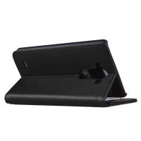 Чехол портмоне подставка с защелкой для LG G3 S Черный