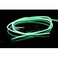Флуоресцентные наушники вкладыши с функцией гарнитуры 1м 20Гц-20КГц Черный