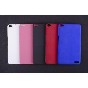 Пластиковый матовый непрозрачный чехол для Huawei MediaPad X2