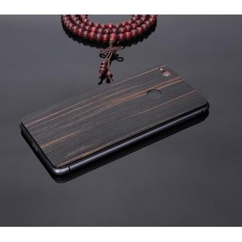 Экстратонкая клеевая натуральная деревянная накладка для ZTE Nubia Z11