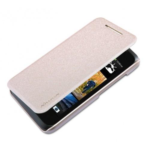 Тонкий чехол-флип для HTC Desire 210