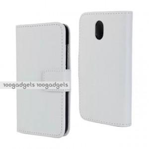 Чехол портмоне подставка с защелкой для HTC Desire 210