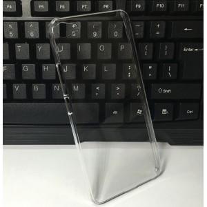 Пластиковый транспарентный чехол для Meizu U10