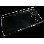 Пластиковый транспарентный чехол для Samsung Galaxy Core